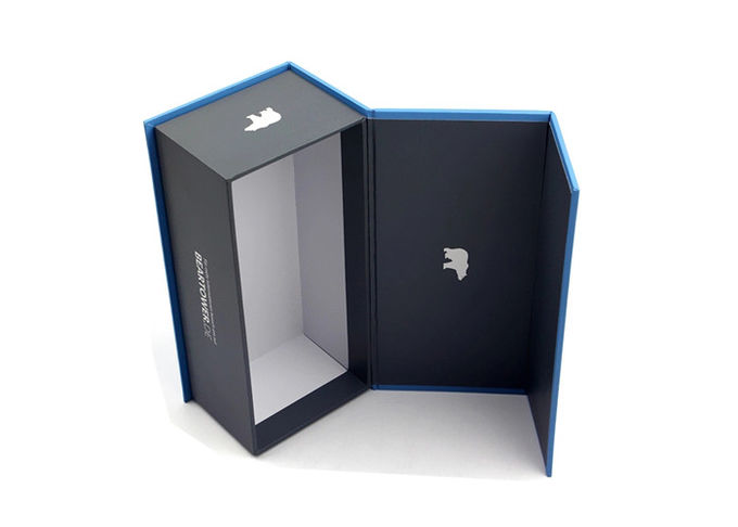 Custom Magnetic Closure Cardboard Shoes Box Flap Lid For Baby Shoes Package